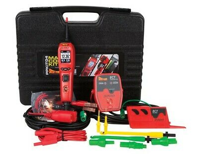 Power Probe 4 Master Combo Kit, Red PWP-PPKIT04 Brand New!