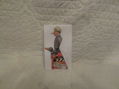 One Reproduction Joe Penner Toy Card New in Sleeve with Envelope