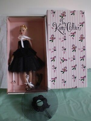 """Tonner Tiny Kitty Femme Fatale Doll Mint In Box 10"""""""