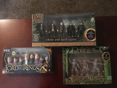 Lord of the Rings Action Figures NIB