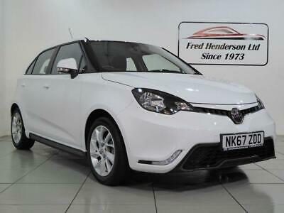 2017 67 Mg 3 1.5 Form Sport Vti-Tech 5D 106 Bhp