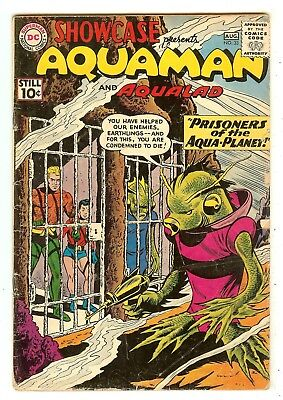 Showcase 33   Aquaman