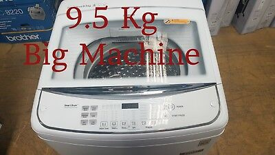 LG 9.5 Kg Top Load Washing Machine 8 Webster Street Dandenong 0450080877