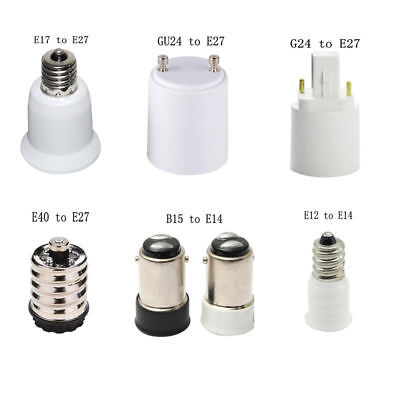 Lighting Accessories Cheap Price Free Shipping 10x B15 To E14 Adapter Converter Base Holder Lamp Bases B15-e14 Lamp Holder Converter Lamp Holder Converters