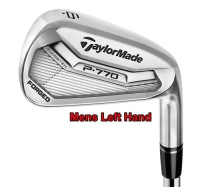 Taylormade P770 No. 5 Iron - Stiff Flex - Steel Shaft - Mens Left Hand - New!