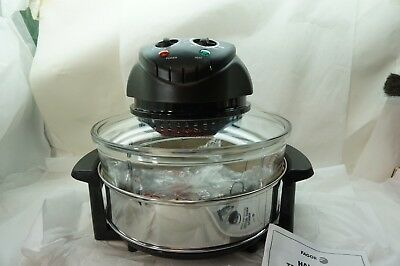 Fagor Halogen Tabletop Oven 12 Quart Camping Cabin Rv New With Box Paperwork