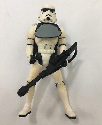 STAR WARS 1997 BY KENNER STORM TROOPER with Weapon / Gun