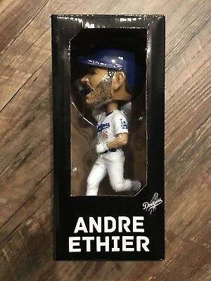 2017-ANDRE ETHIER Bobblehead Los Angeles Dodgers NEW IN BOX