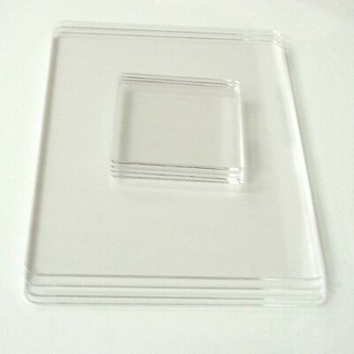"""6 or 8 23.5cm 9.5/"""" Octagon Shaped Black Gloss Acrylic Placemats /& Coasters 4"""