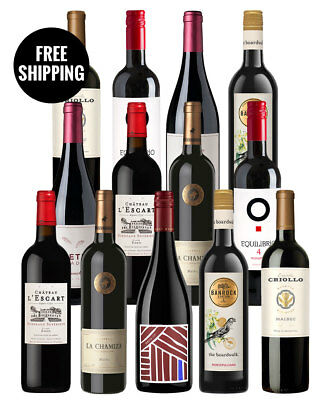 The Other Reds Dozen + Bonus Bottle (13 Bottles)