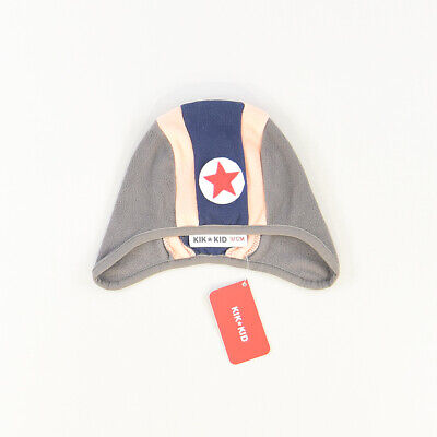 Gorro sin velcro color Marrón marca Kik Kid 9 Meses  516955
