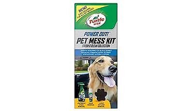 Turtle Wax Power Out! Pet Mess Kit - Twx53037