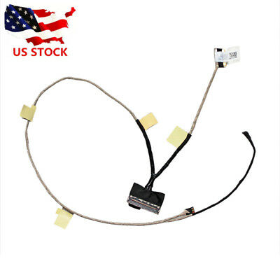 LCD LED LVDS Screen Video Cable HP Pavilion DC020027J00 NEW JF2