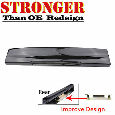 Tailgate License Plate Shield Handle Rear For Ford Explorer 2002-2005 TK Gray