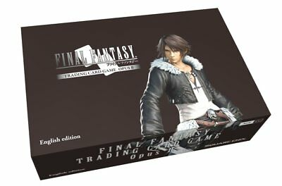 Final Fantasy TCG - Opus II Sealed Booster Box - Brand New