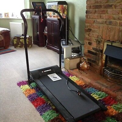 Folding Electric Motorised Treadmill