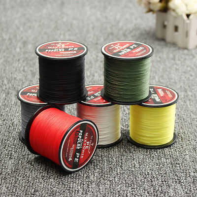 SeaKnight 300M Braided Fishing Line Pike Fish Braided Line Carp Fishing Cord UK
