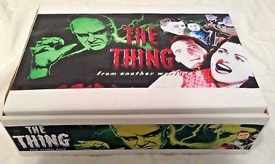 The Thing from another World  Play-set with figures with box