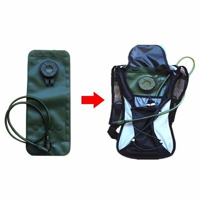 NonPToxic Outdoor Travel TPU Foldable Water Bladder Bag For Camping HikingPD