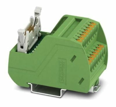 Phoenix Contact VARIOFACE Series DIN Rail Interface Relay Module, 10-Pin Male ID