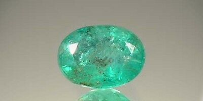 19thC Antique 2¼ ct Siberia Emerald King Arthur Holy Grail Charlemagne Henry Gem