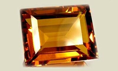 19thC Antique 36½ct Scotland Citrine Ancient Roman Healing God Apollo Aesclepius
