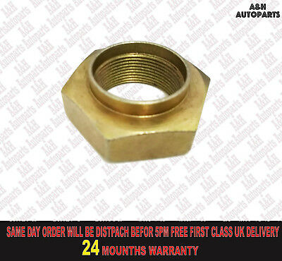 CV JOINT HUB NUT FOR FIAT BRAVO DOBLO STILO DRIVESHAFT HUB NUT