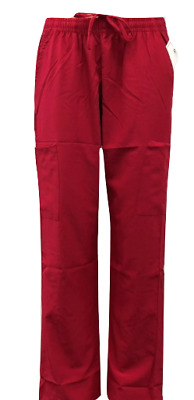 Four Way Stretch Scrub Cargo Pockets Pants  ( GTB-257 )