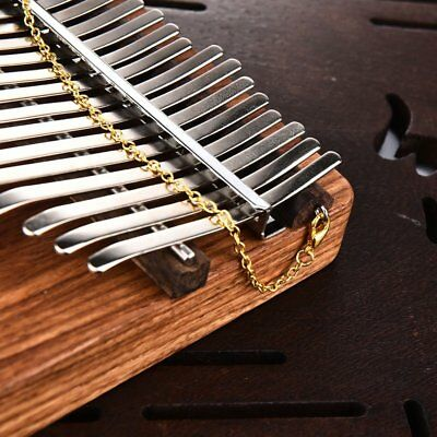17 Key Thumb Piano Finger Piano Pocket Size for Beginners and ChildrenPD