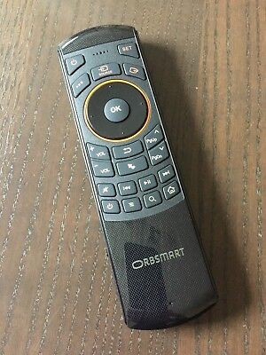 Orbsmart AM-1 HTPC-Remote (2.4 Ghz) inkl. Airmouse Gyro-Funktion