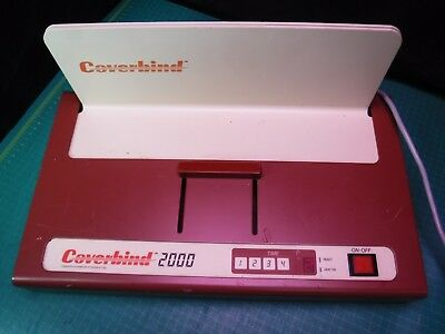 -Pro-Bind 2000 Thermal Binding Machine