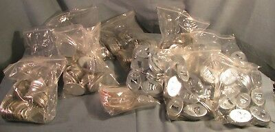 """500 BUTTON SETS 1500 PARTS 2 3/4""""x1 3/4"""" OVAL MAGNETIC BOTTLE OPENERS BADGE SALE"""