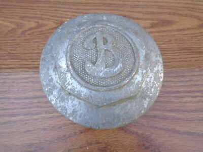 Vintage 1920's Buick Dust Cap Axle Grease Cover Hub Cap