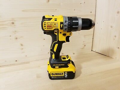 *NEW* DEWALT DCD796 Hammer Drill/Driver *BRUSHLESS* - WITH NEW 5.0Ah BATTERY