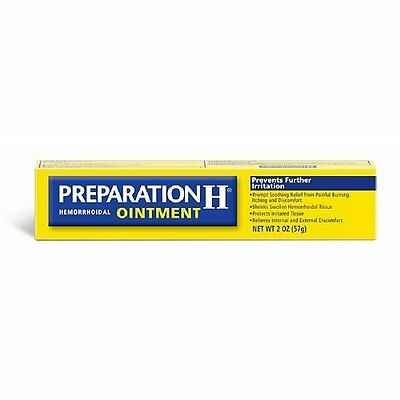 Pack 6 - Preparation H Pommade 59ml Chaque