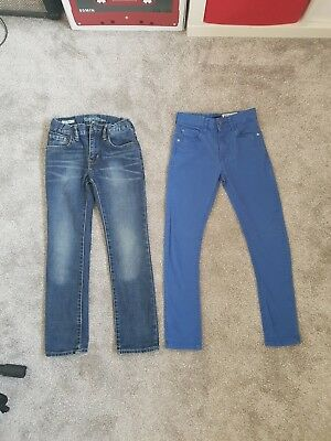 Boys 7 years jeans bundle GAP and Next