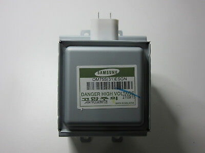 Micro Ondes Samsung Me87M Magnetron Om75S
