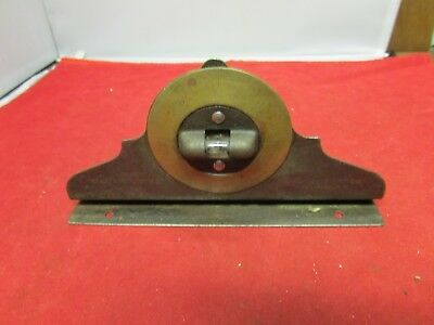 Vintage Universal All Angle Level Brass Dial
