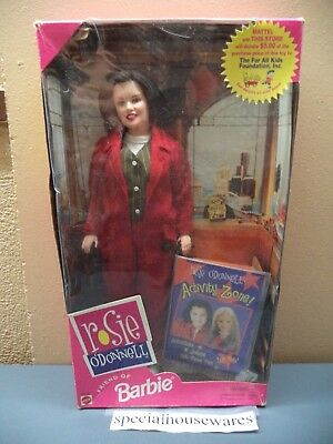 Barbie Doll NIB: Roise O'Donnell Limited Edition TV Talk Show & Movie Actress