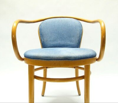 Vintage Shelby Williams Bentwood Armchair Chair AS IS