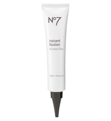No7 Instant Illusion Wrinkle Filler Fills Deep Lines & Wrinkles 30ml New Boxed