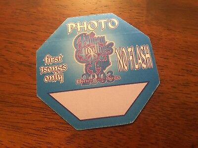 Allman Brothers Band - 2003 - Hitting the Note - Photo Pass - Blue
