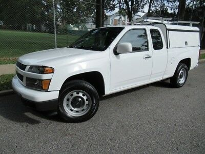 2012 Chevrolet Colorado Work Truck 2012 Work Truck Used 2.9L I4 16V Automatic 2WD Pickup Truck Premium OnStar