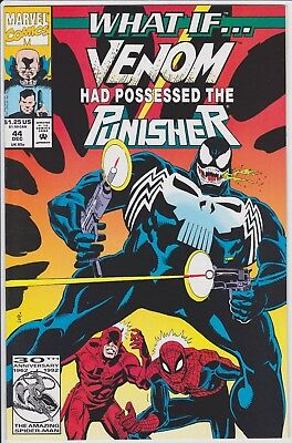 What If? #44 (vol.2;1992) Venom & Punisher - HIGH GRADE