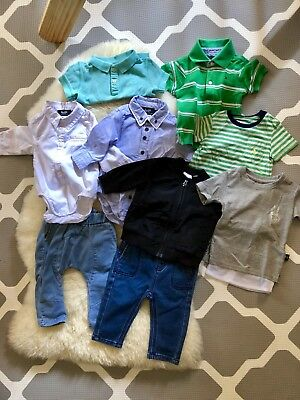 Designer Lot Baby Clothing Seed Hilfiger RL Country road Bardot Kardashian Kids
