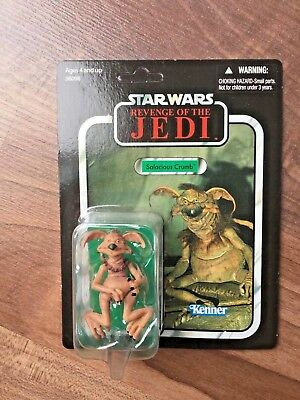 SDCC 2011 Star Wars Salacious Crumb Death Star  Revenge Of The Jedi Exclusive
