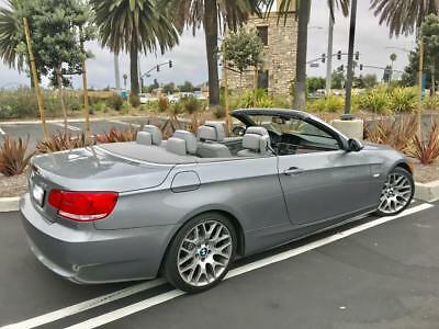 2009 BMW 3-Series  2009 3-Series Convertible