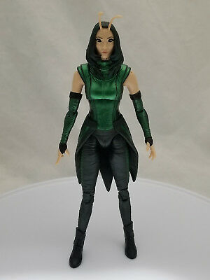 Marvel Legends Guardians of the Galaxy 2 Movie BAF Series Mantis - Complete!