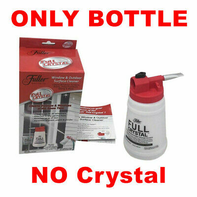 Car Window Foam Spray Bottle Outdoor Glass Cleaner Cleaning Kit With Nozzle@er
