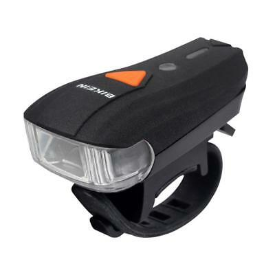 USB Rechargeable Mountain Road Bicycle Bike Front Headlight Warning Head Lamp